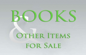 Books and Other Items for Sale