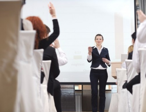 Listen Up Leaders!  15 Tips for Nailing Your Presentations!
